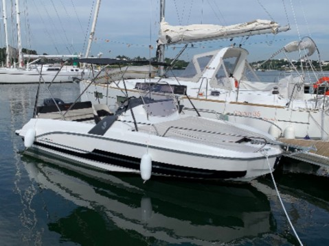 Verhuur Motorboot in Lorient - Bénéteau Flyer 6.6 SUNdeck