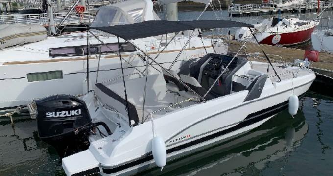 Jachthuur in Lorient - Bénéteau Flyer 6.6 SUNdeck via SamBoat