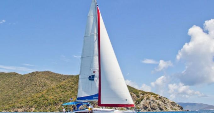 Verhuur Zeilboot in Road Town - Jeanneau Sunsail 47