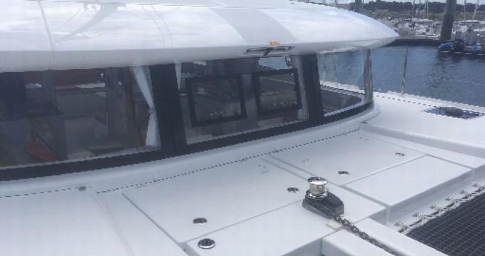 Verhuur Catamaran Excess met vaarbewijs