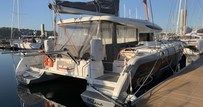 Catamaran te huur in Lorient voor de beste prijs