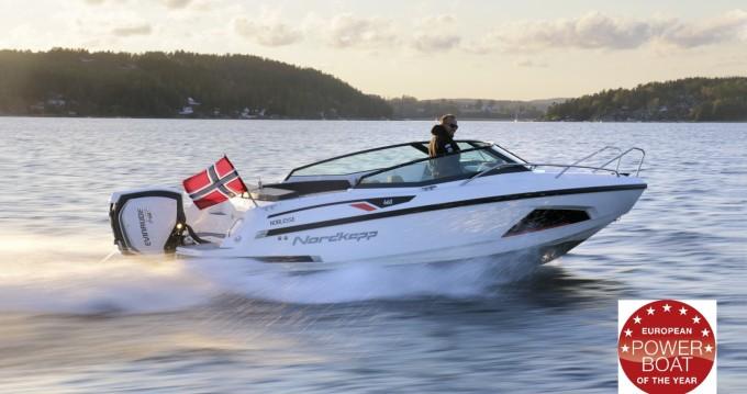 Huur Motorboot met of zonder schipper Nordkapp in Athene