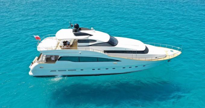 Bootverhuur AMER AMER 88 PLUS in Ibiza Island via SamBoat
