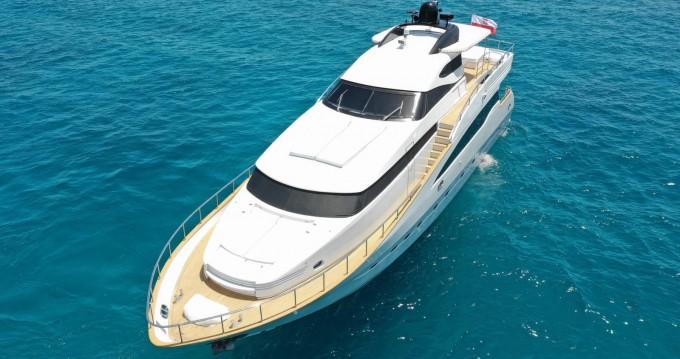 Verhuur Jacht in Ibiza Island - AMER AMER 88 PLUS