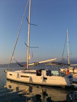 Jachthuur in Gouviá - Jeanneau Sun Odyssey 440 via SamBoat