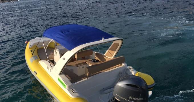 Huur Rubberboot met of zonder schipper Solemar in Hvar