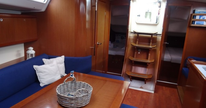 Bootverhuur Bénéteau Oceanis 40 in Athene via SamBoat