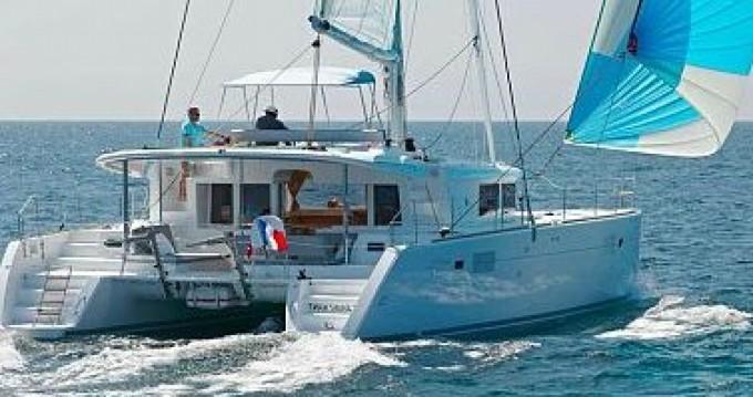 Verhuur Catamaran in Port Grimaud - Lagoon Lagoon 450