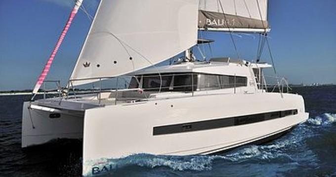 Verhuur Catamaran in Port Grimaud - Bali Catamarans Bali 4.1