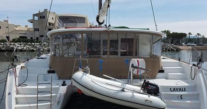 Bootverhuur Port Grimaud goedkoop Lagoon 400