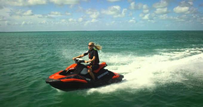 Verhuur Jet Ski Sea-Doo met vaarbewijs