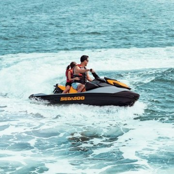Verhuur Jet Ski in Ibiza Island - Sea-Doo SPARK 900 HO ACE (2020)