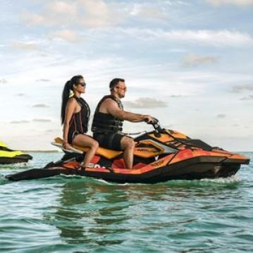 Bootverhuur Ibiza Island goedkoop SPARK 900 HO ACE (2020)