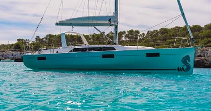 Bootverhuur Oceanis Océanis 41,1  in Port Grimaud via SamBoat