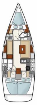 Huur een Hanse Hanse 400 in Port Grimaud