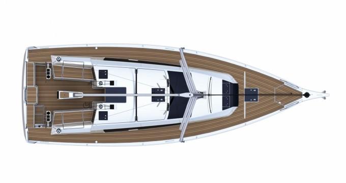 Bootverhuur Dufour Dufour 390 in Port Grimaud via SamBoat