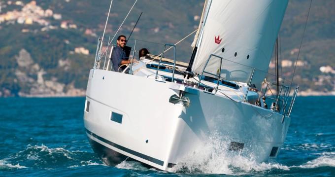 Bootverhuur Port Grimaud goedkoop Dufour 390