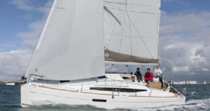 Jachthuur in Golfe-Juan - Jeanneau Sun Odyssey 349 via SamBoat