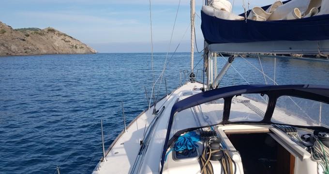 Verhuur Zeilboot in Port de Roses - Dufour Dufour 44 Performance
