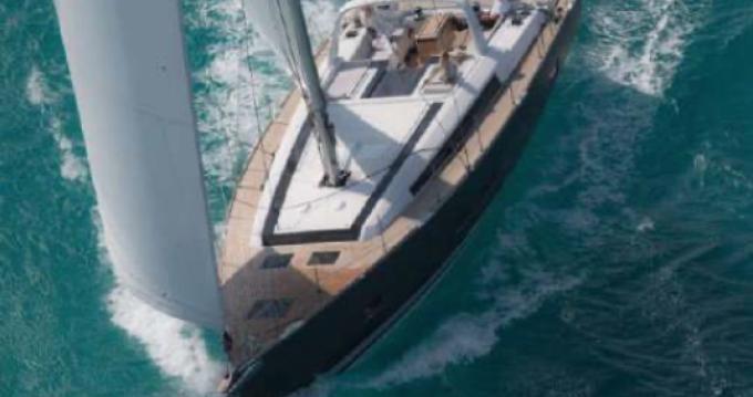 Verhuur Zeilboot in Golfe-Juan - Oceanis Océanis 55