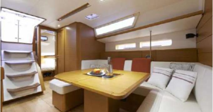 Verhuur Zeilboot in Golfe-Juan - Jeanneau Sun Odyssey 469