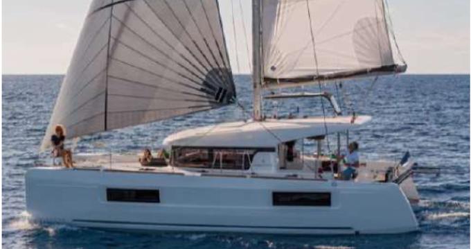 Jachthuur in Toulon - Lagoon Lagoon 40 via SamBoat