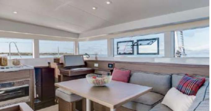 Huur Catamaran met of zonder schipper Lagoon in Toulon