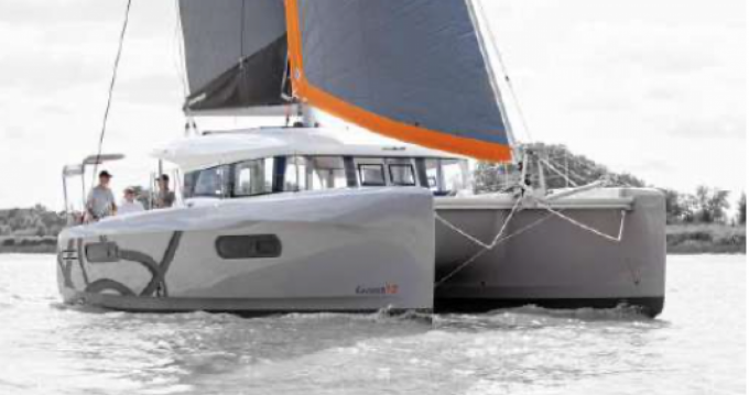 Huur Catamaran met of zonder schipper CNB Excess in Toulon