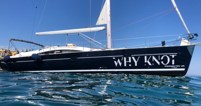 Verhuur Zeilboot in Loulé - Elan Impression 514