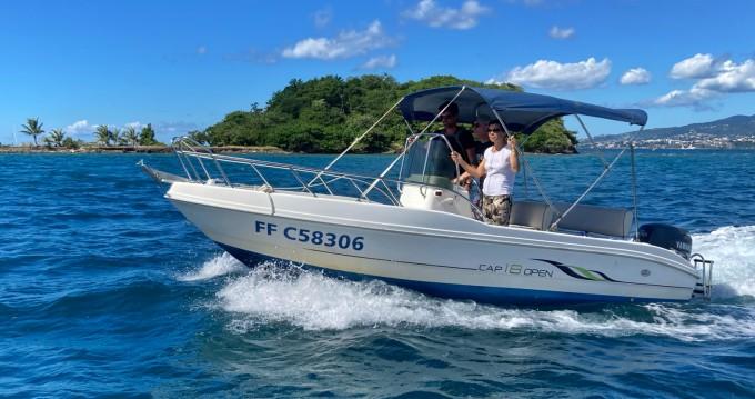 Bootverhuur Capelli Cap 18 in Les Trois Îlets via SamBoat