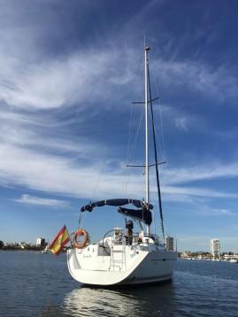 Bootverhuur Bénéteau Oceanis 393 Clipper in Alicante via SamBoat