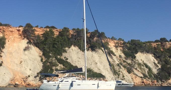 Huur Zeilboot met of zonder schipper Bénéteau in Alicante