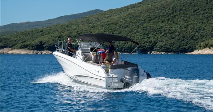 Motorboot te huur in Rabac voor de beste prijs