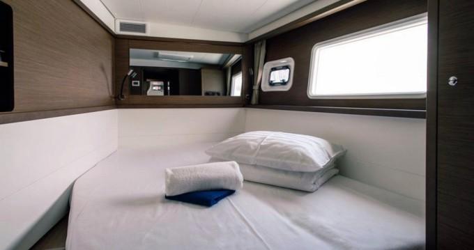 Verhuur Catamaran in Porto-Vecchio - Lagoon Lagoon 450 Sport Top