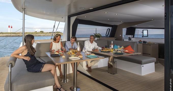 Verhuur Catamaran in Le Marin - Neel Neel 51