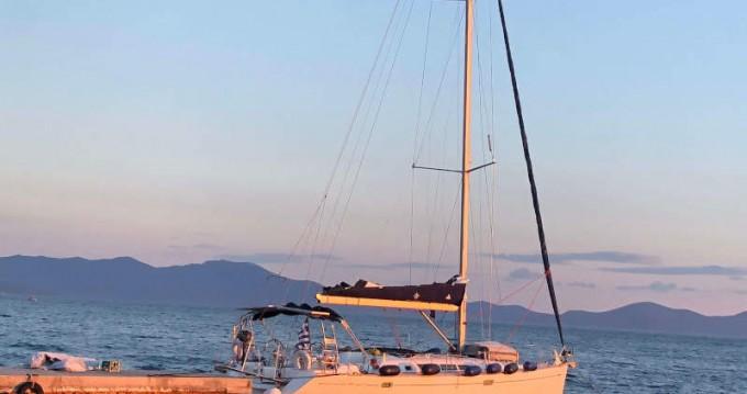 Jeanneau Sun Odyssey 49 te huur van particulier of professional in Volos