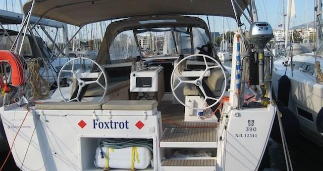 Bootverhuur Álimos goedkoop Dufour 390 GL