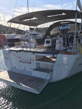 Verhuur Zeilboot in Athene - Dufour Dufour 460 Grand Large