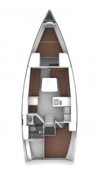 Bavaria Bavaria Cruiser 37 Style te huur van particulier of professional in Trogir