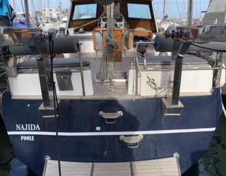 Zeilboot te huur in Ajaccio voor de beste prijs