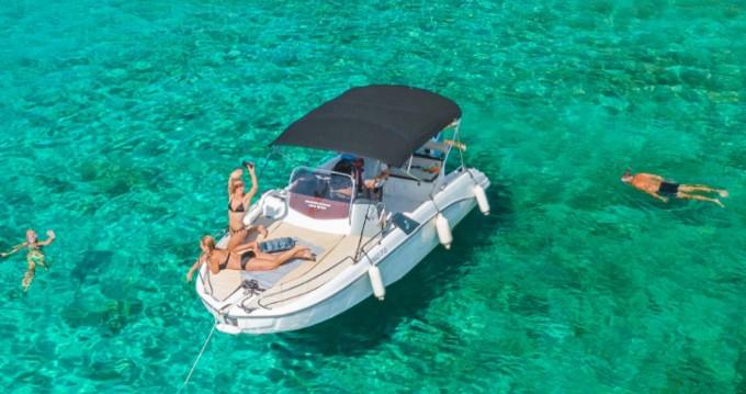Jachthuur in Trogir - Bénéteau Flyer 6.6 SUNdeck via SamBoat