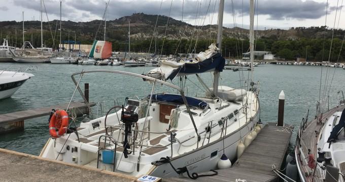 Verhuur Zeilboot in Fiumicino - Bénéteau Oceanis Clipper 423