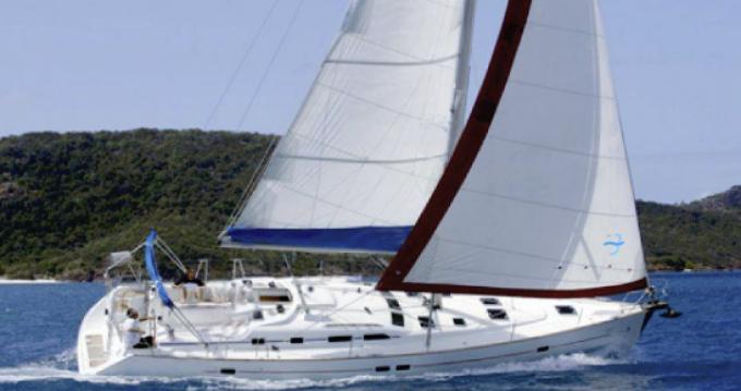 Bénéteau Oceanis Clipper 423 te huur van particulier of professional in Fiumicino