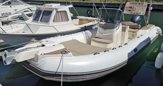 Rubberboot te huur in Fréjus voor de beste prijs
