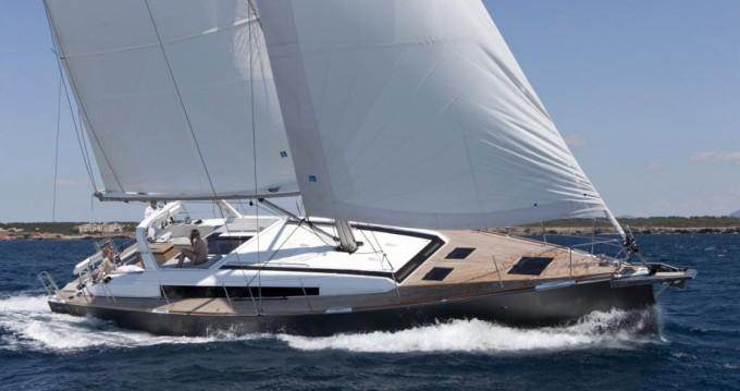 Bootverhuur Bénéteau Oceanis 55 in Kos via SamBoat