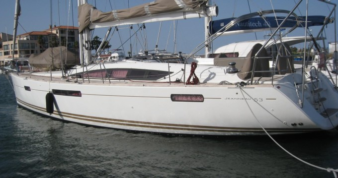 Jachthuur in Napels - Jeanneau Jeanneau 53 via SamBoat