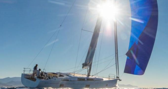 Verhuur Zeilboot in Šibenik - Hanse Hanse 508