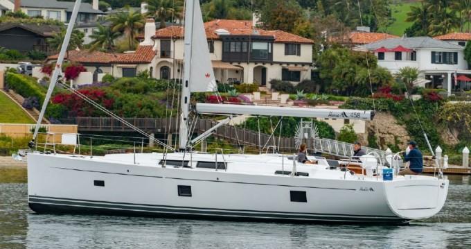 Bootverhuur Hanse Hanse 458 in Korfoe via SamBoat
