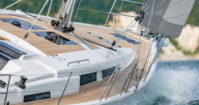 Jachthuur in Korfoe - Hanse Hanse 458 via SamBoat