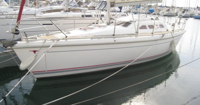 Verhuur Zeilboot in Macinaggio - Etap Etap 32S